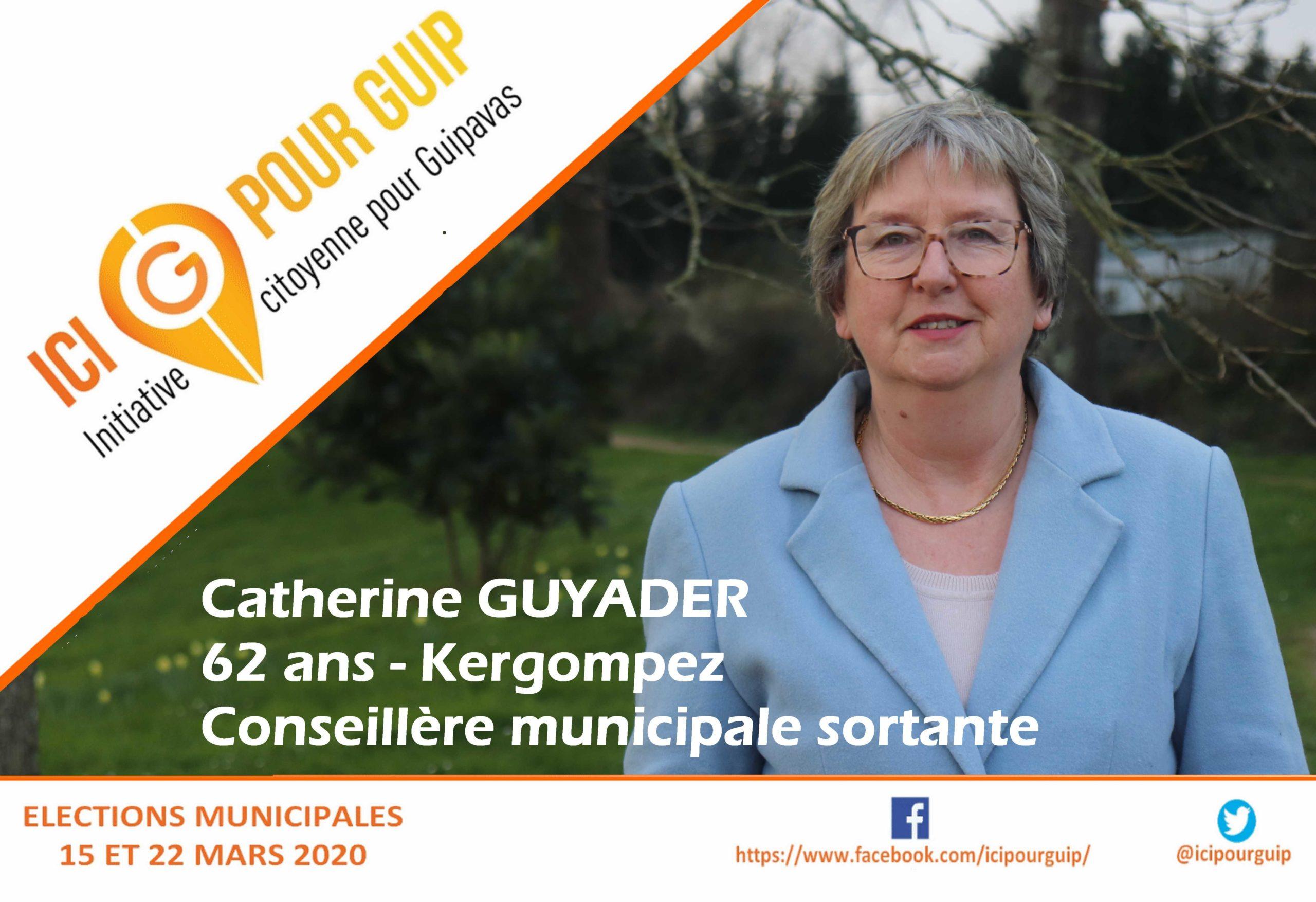 Catherine Guyader