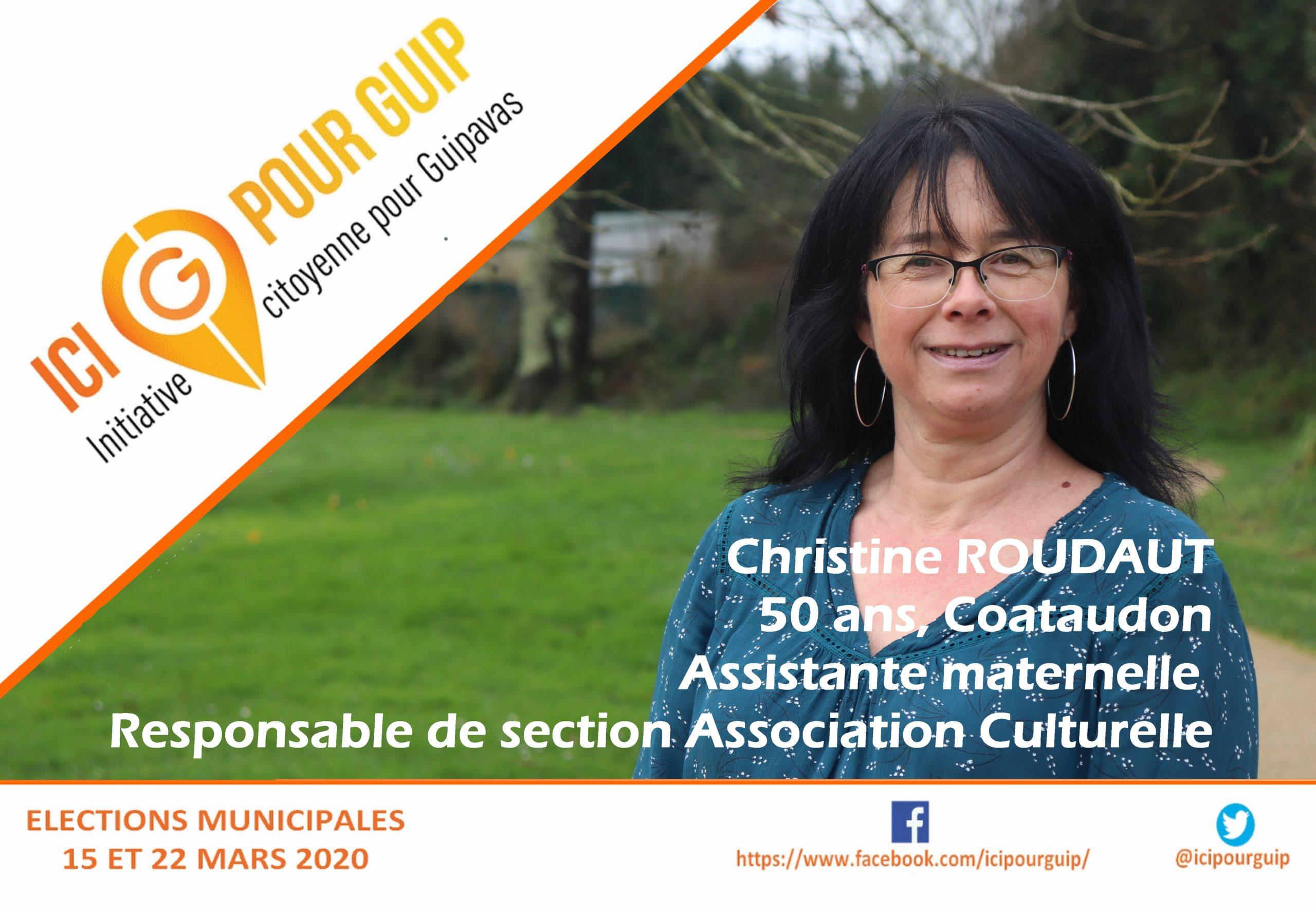 Christine Roudaut