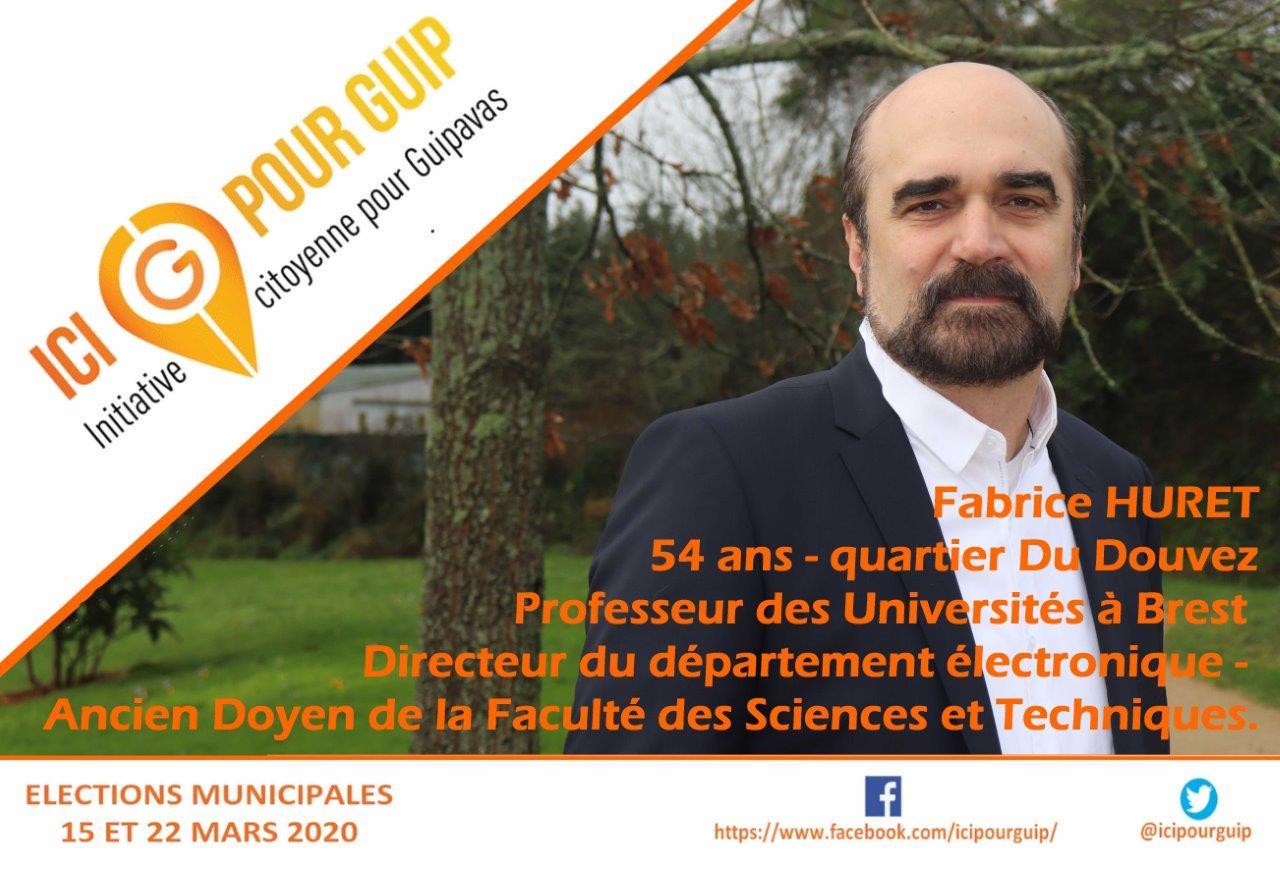 Fabrice Huret