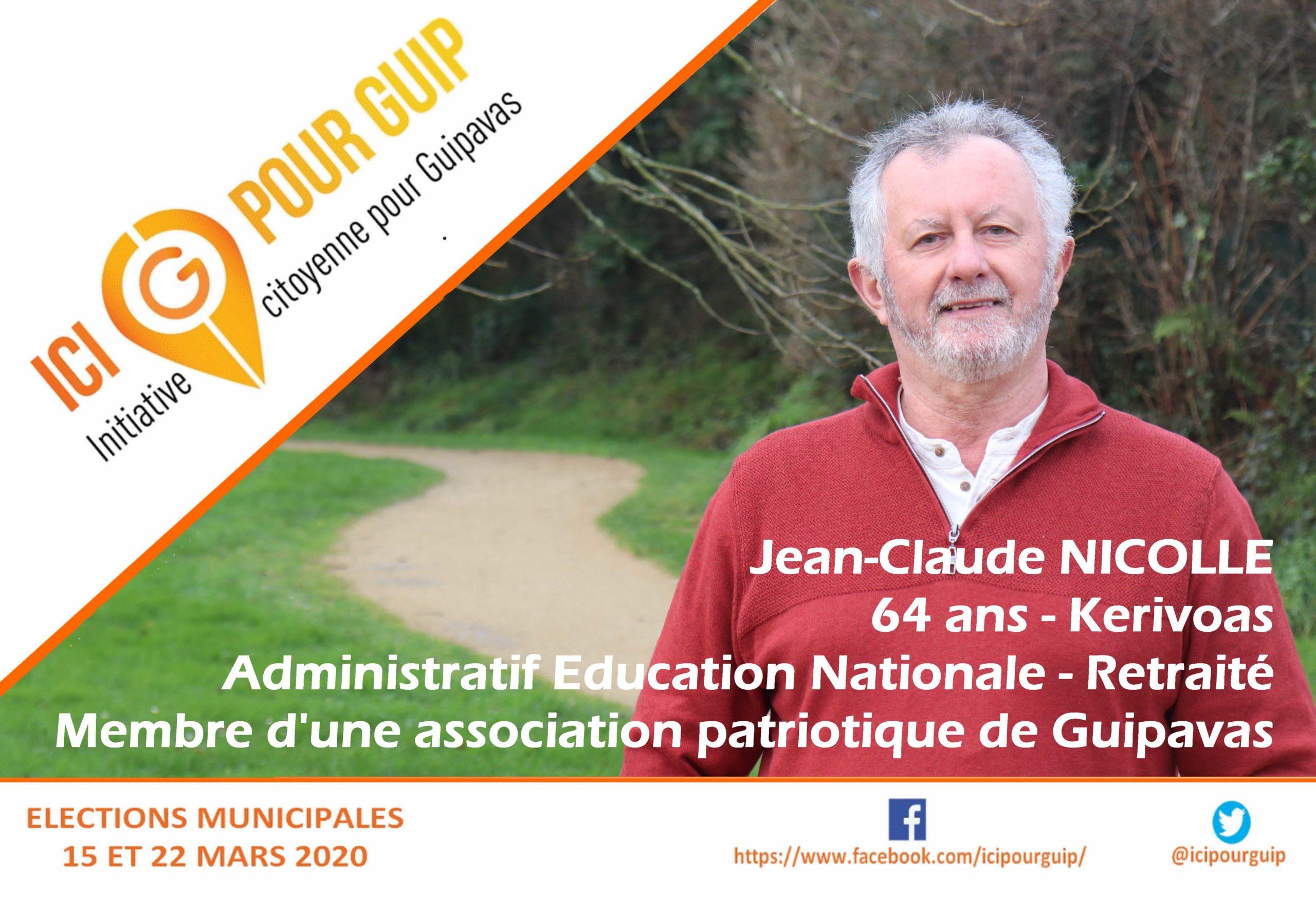 Jean-Claude Nicolle