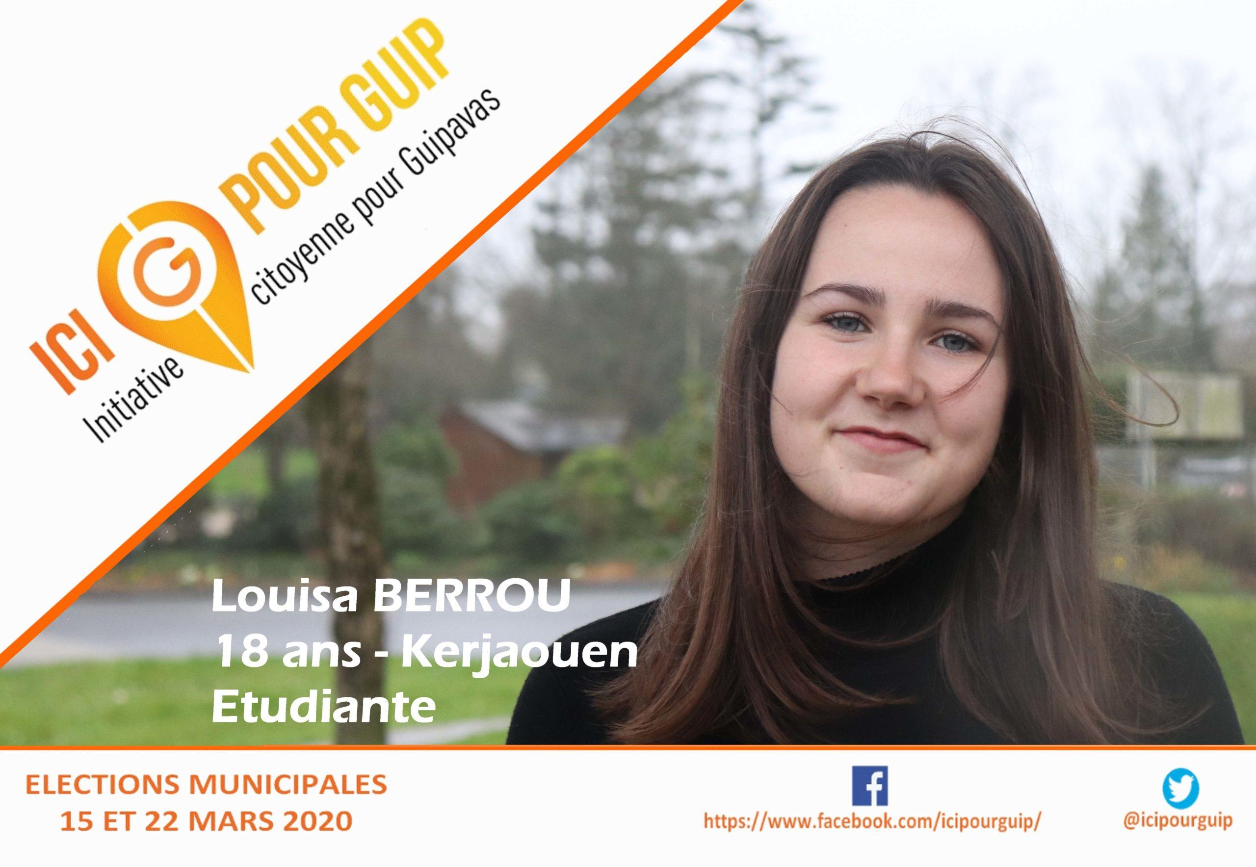 Louisa Berrou