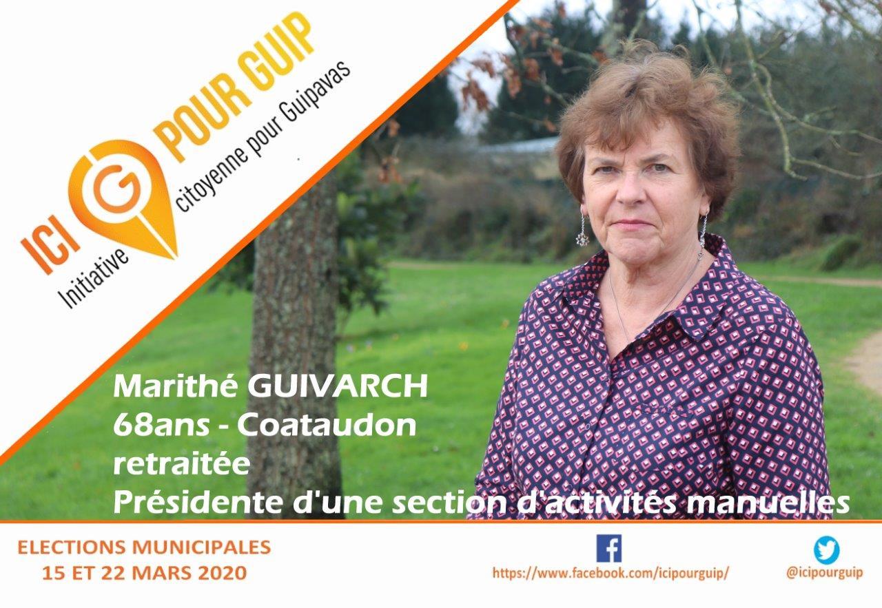 Marithé Guivarch