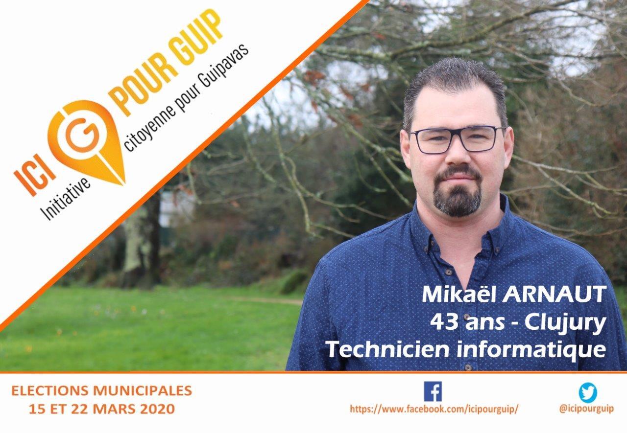 Mikaël Arnaut