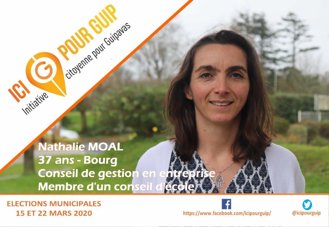 Nathalie Moal
