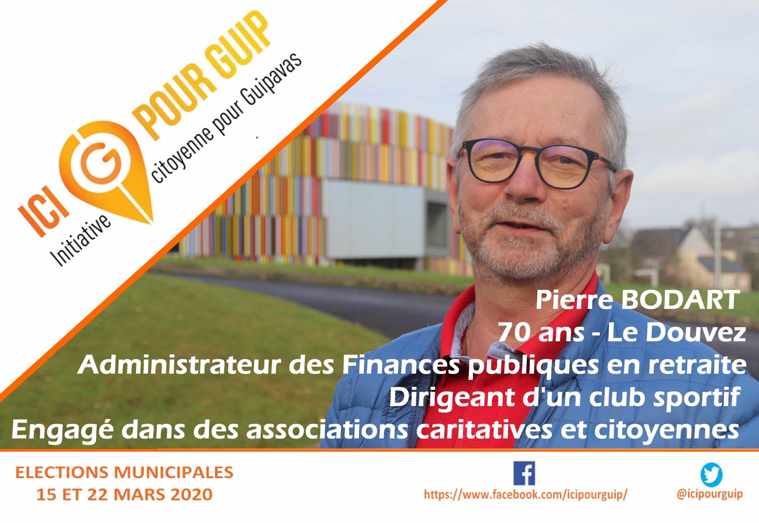 Pierre Bodart
