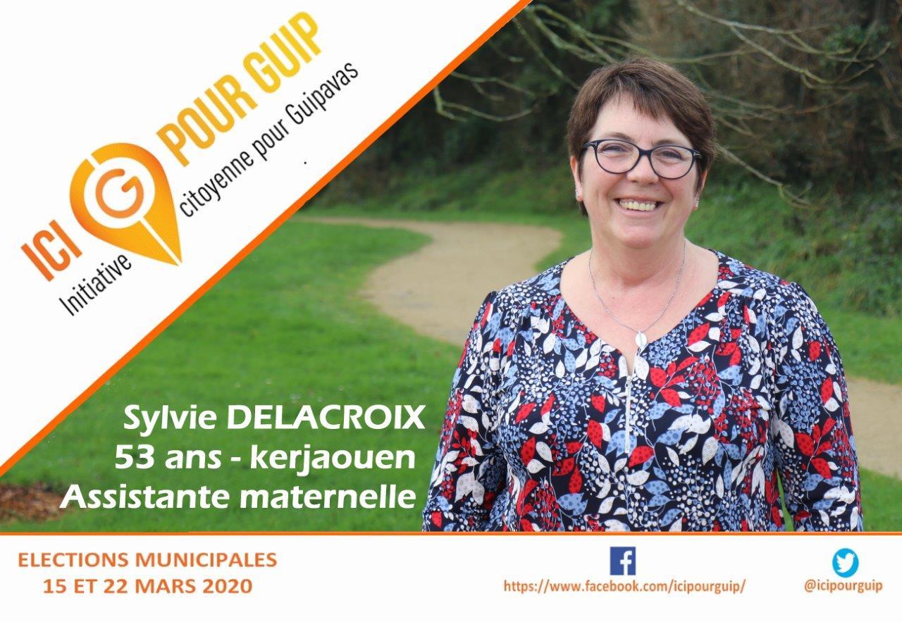 Sylvie Delacroix