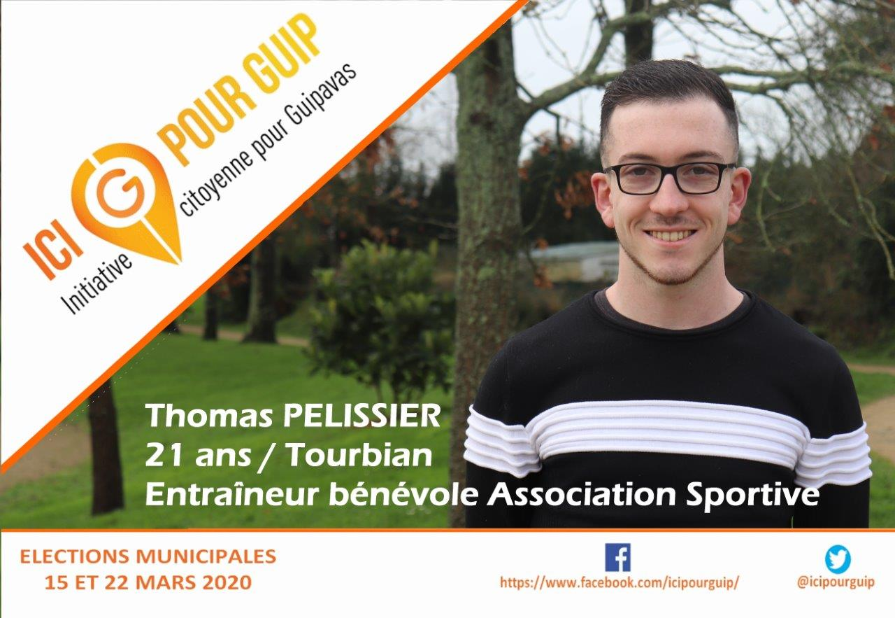 Thomas Pélissier