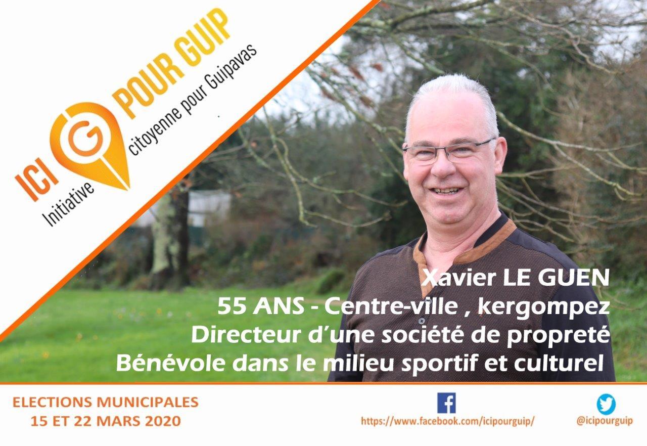 Xavier Le Guen