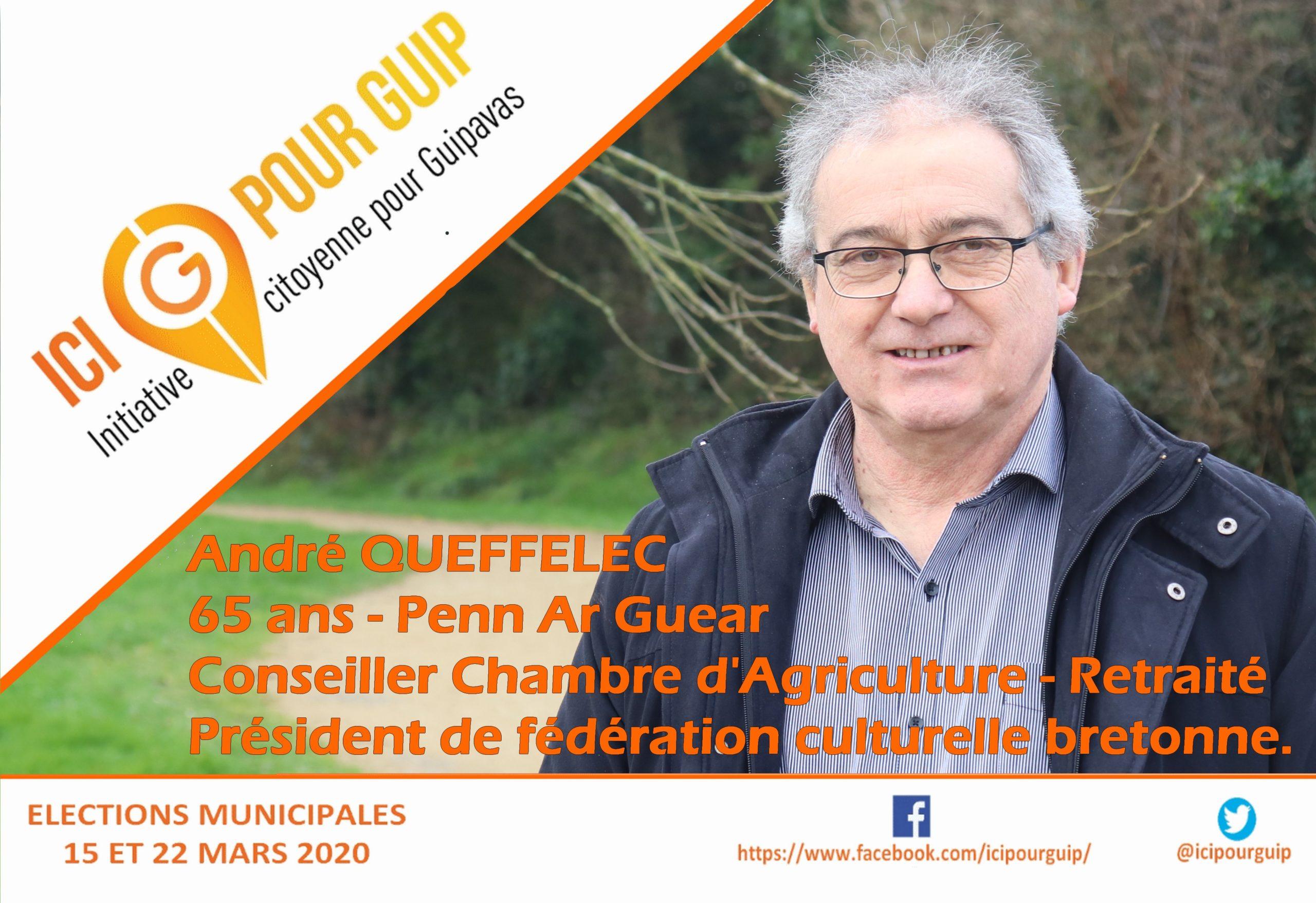 André Queffelec