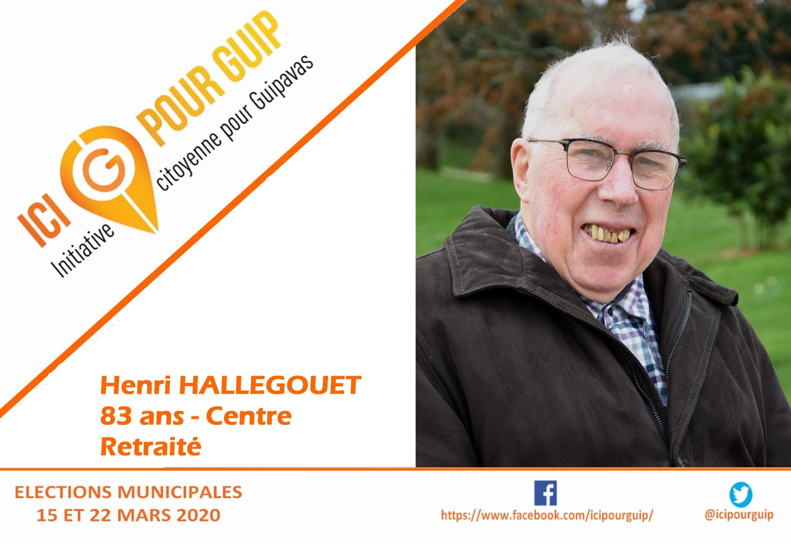 Henri Hallégouët