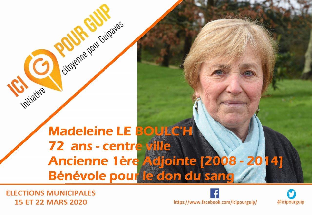 Mado Le Boulc'h
