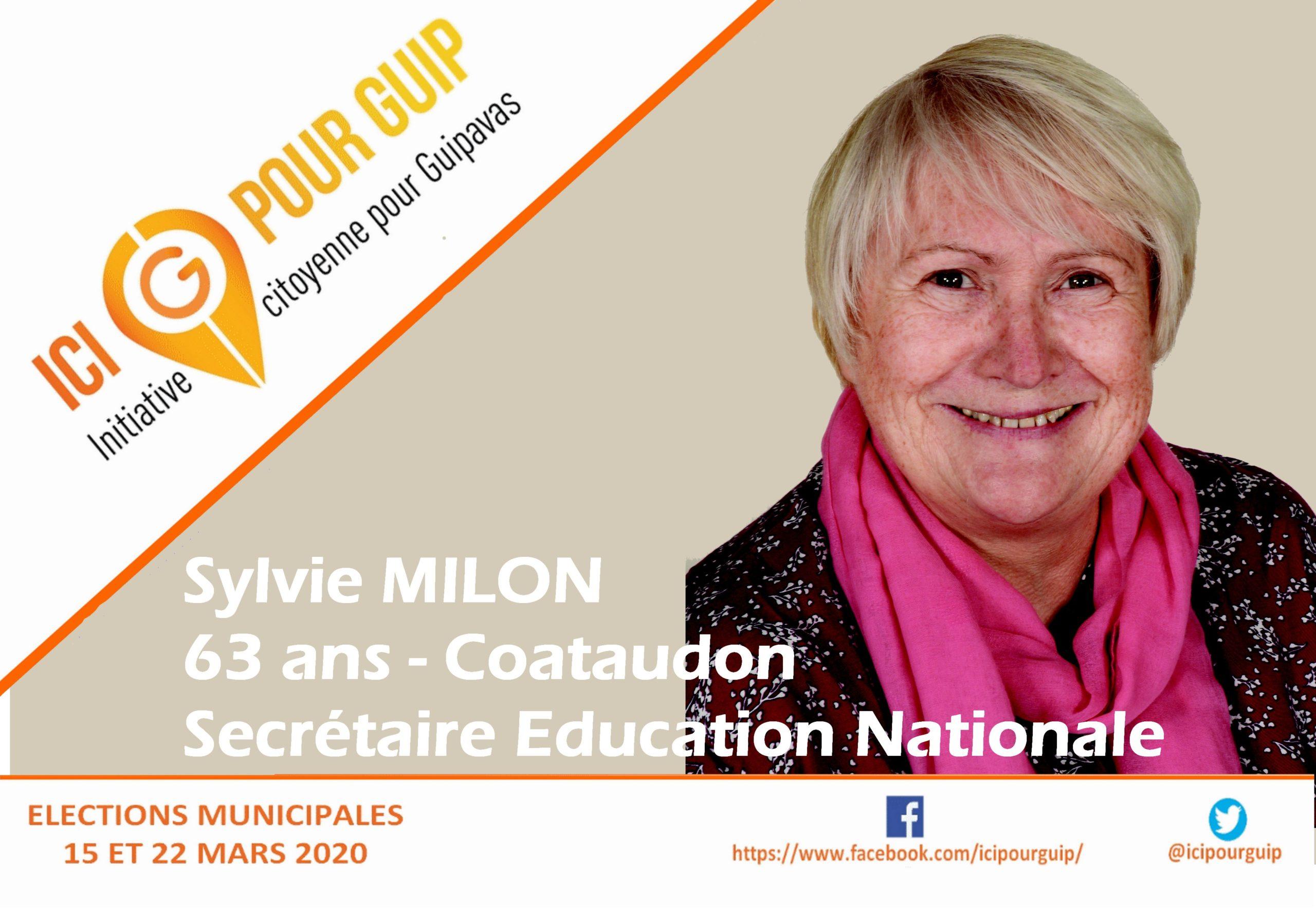 Sylvie Milon